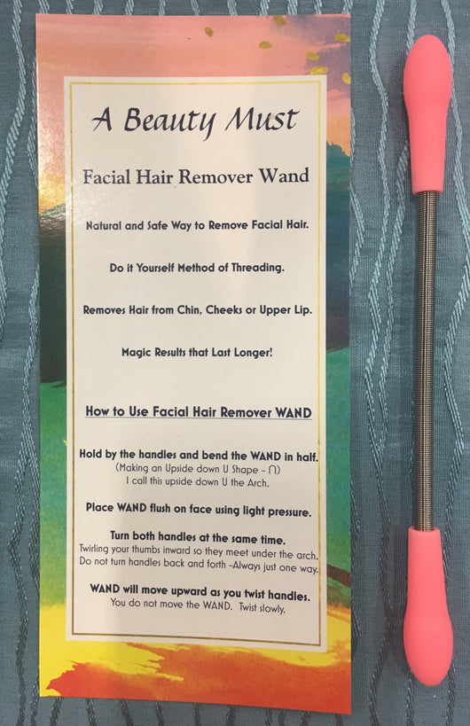 Facial Hair Remover Wand  (1)