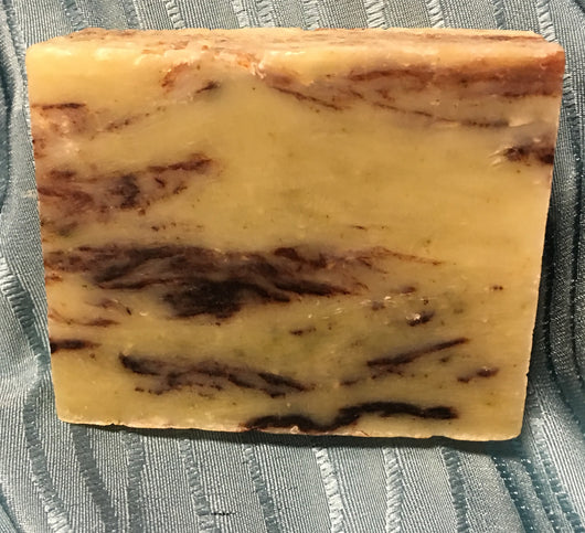 Christmas Mint Soap