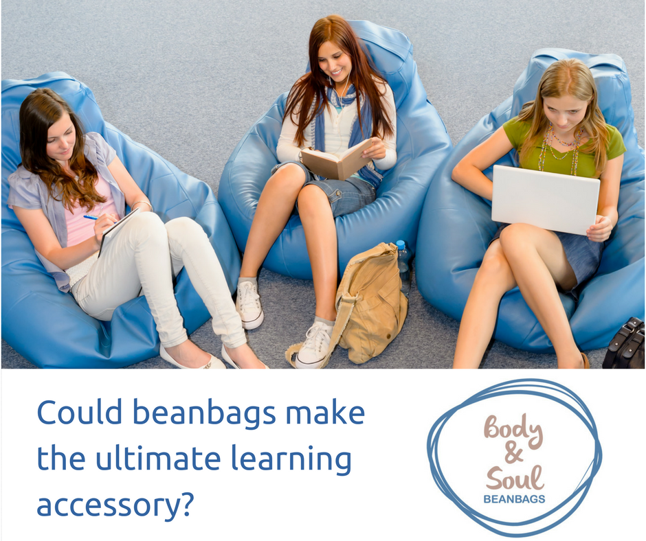 Could beanbags make the ultimate learning accessory?