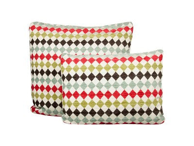 Harlequin Lumber Cushion 50cm x 32cm - Body & Soul Beanbags