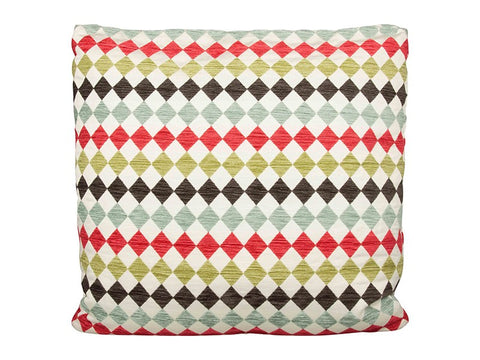 Harlequin Scatter Cushion 50cm x 50cm - Body & Soul Beanbags