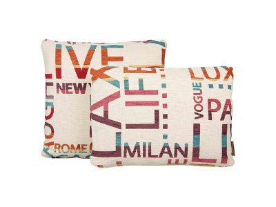 Moma Lumber Cushion 50cm x 32cm - Body & Soul Beanbags