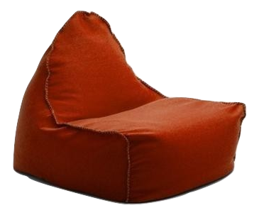 Red Sukee Bean Chair - Body & Soul Beanbags