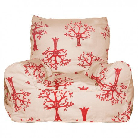 Lelbys Red Orchard Kids Bean Chair - Body & Soul Beanbags