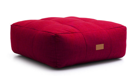 Kalahari Mix and Match Outdoor Ottoman - Body & Soul Beanbags