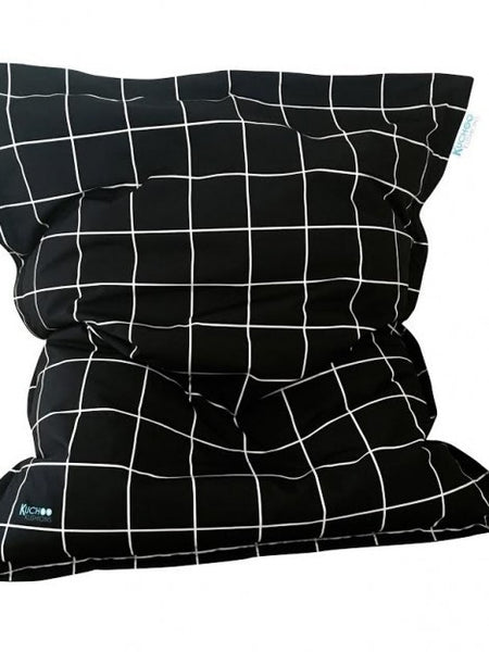 Extra Large Urbane Square Bean Bag - Body & Soul Beanbags