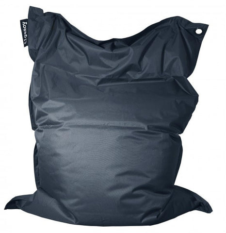 Tigeroy Extra Large Grey Indoor & Outdoor Bean Bag - Body & Soul Beanbags