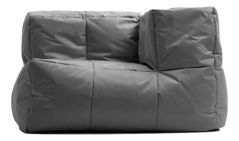 Kalahari Outdoor Corner Piece Beanbag Sofa - Body & Soul Beanbags