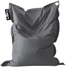 Tigeroy Large Charcoal Outdoor Bean Bag - Body & Soul Beanbags