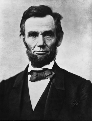 Abraham Lincoln | The Gentlemen's Lounge Grooming Company