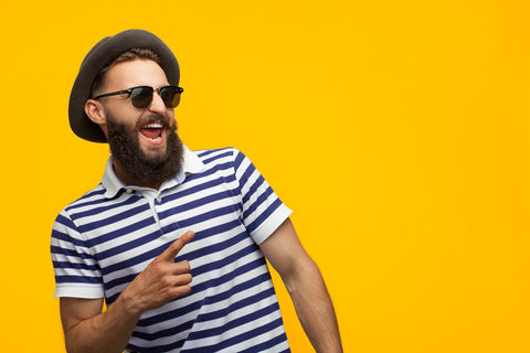 Laid Back Gentleman | Take the JC Grooming Beardsman Quiz