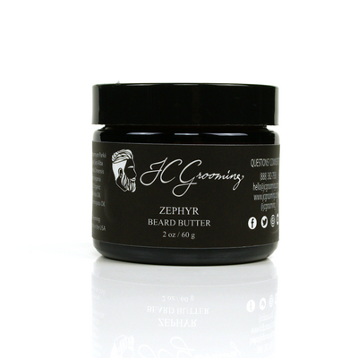 Zephyr - Beard Butter - The Gentlemen's Lounge