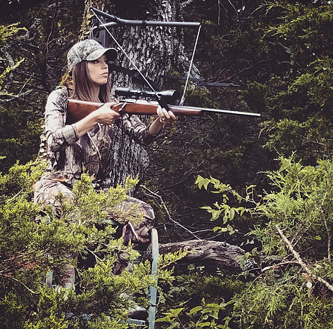 Product feature on The Huntress View