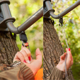 SkyRest cord adjustment deer stand tree stand deerstand hunting