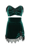 Emerald Burlesque Mini Memoire Set