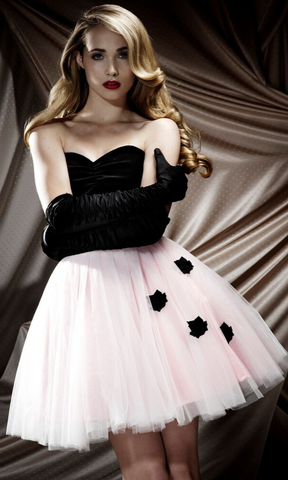 PARIS MINI TULLE GOWN