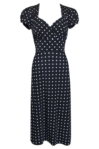 LULU DOT DRESS