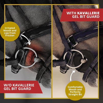 Gel Bit Guard - Kavallerie