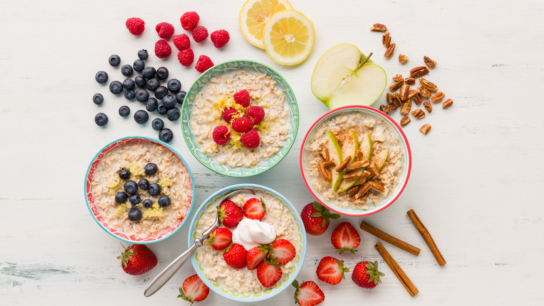 Happy Day Superfood Overnight Jar Oats