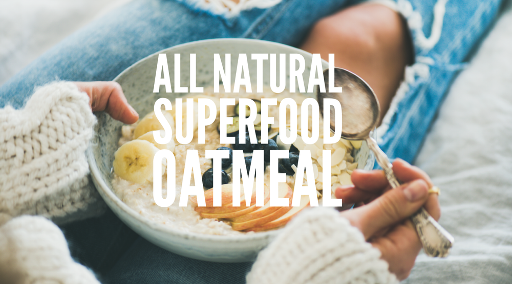 SUPERFOOD OATMEAL GIFT SETS