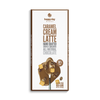 6 PACK MILK CHOCOLATE CARAMEL CREAME LATTE 34% COCOA - ALL NATURAL
