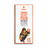 6 PACK DARK CHOCOLATE CARAMEL SEA SALT AND PECAN 70% COCOA - ALL NATURAL