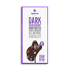 6 PACK DARK CHOCOLATE HUCKLEBERRY 55% COCOA - ALL NATURAL