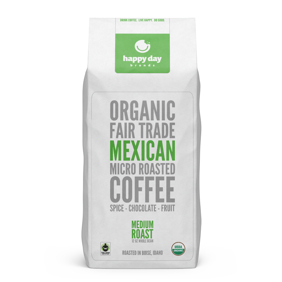 MEXICAN- FAIR TRADE ORGANIC COFFEE