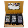 HAPPY DAY GIFT BOX™ - COFFEE GIFT SAMPLER THREE FAVORITES