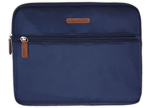 Perry Ellis Zipper Nylon Tablet Case, One Size