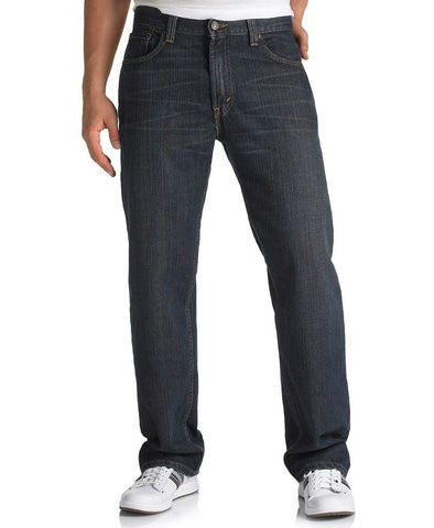 Levi's Men's 559 Relaxed Fit Straight Jeans, 36x32, Range Blue