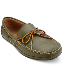 Polo Ralph Lauren Men's Wyndings-S Driving Style Loafer, Green 11 D