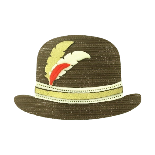Men's Bowler Hat