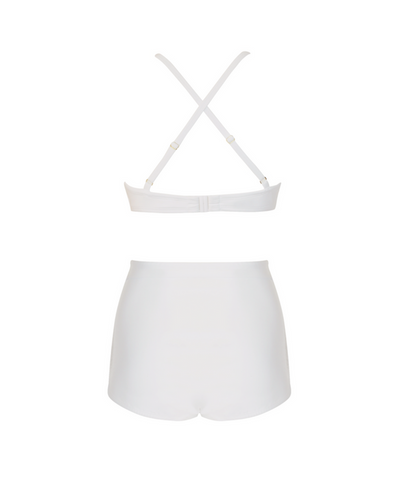 Iceberg White 007 Swim Brief