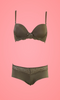 IVY BRA & BRIEF SET