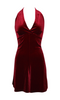 ROUGE VELVET 1940S PLAYSUIT