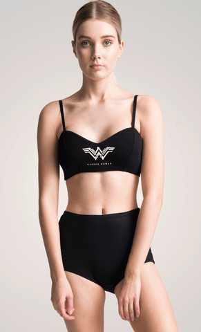 WONDER WOMAN Goddess Bralette & Brief Set