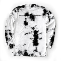 JMONEY - UNAUTHORIZED DUPLICATION™ MARBLED LONG SLEEVE TSHIRT