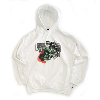 JMONEY X SSUR - MATERIALISM™ - HOODED SWEATSHIRT