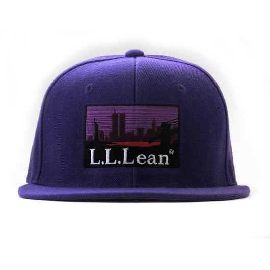 JMONEY x THROW CRAZE - LEAN - SNAPBACK CAP