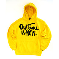 JMONEY X NATURAL BORN - NOW™ - HOODED SWEATSHIRT