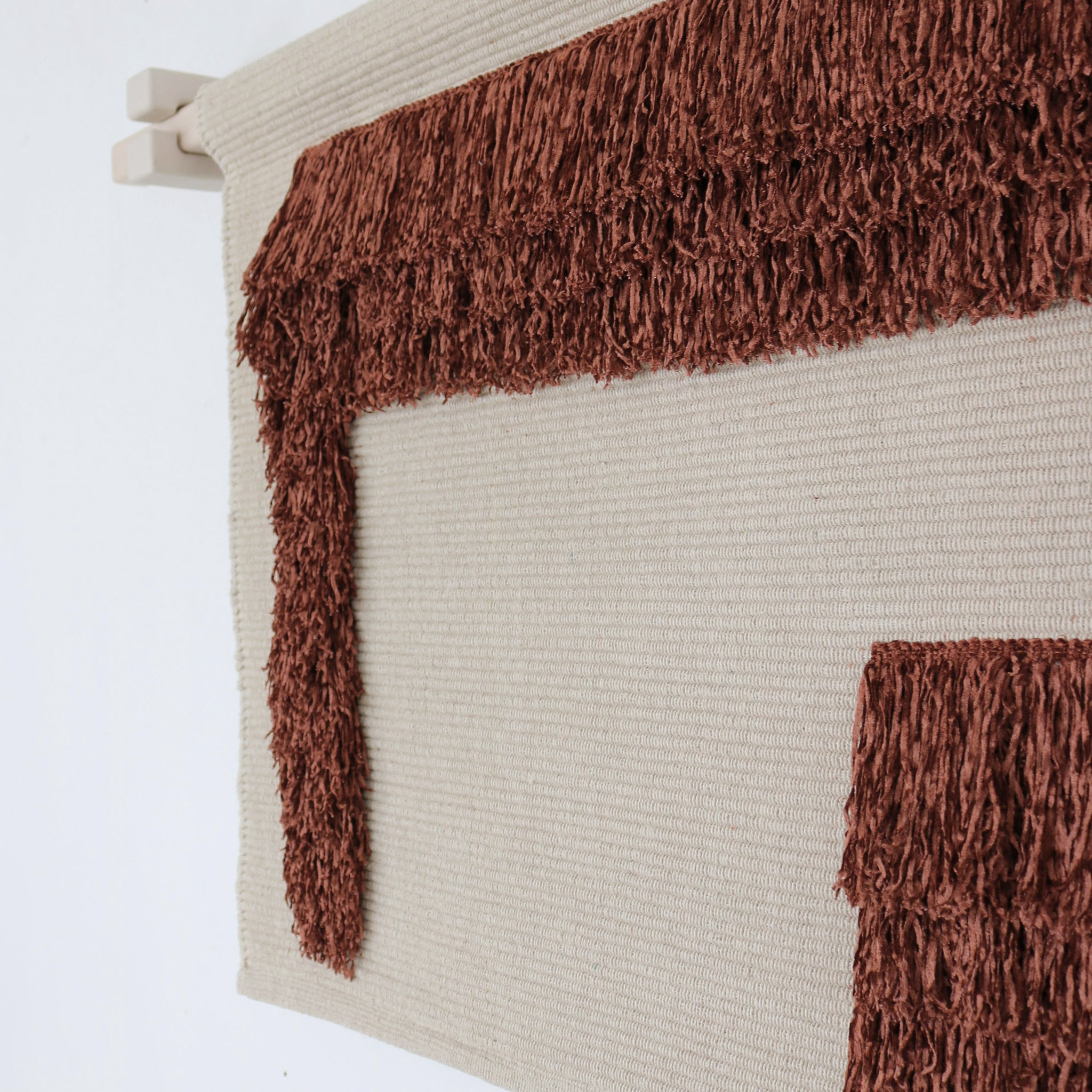 SHADE TAPESTRY  natural/dusty rose