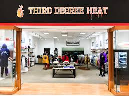 third degree heat