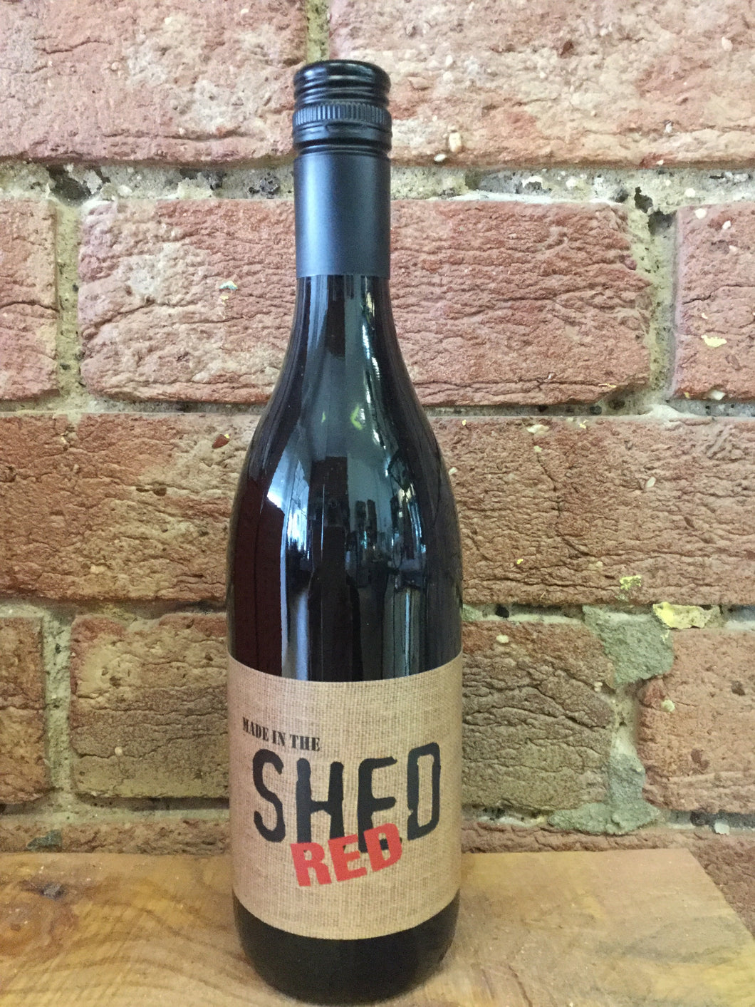 The Shed - Red 750ml