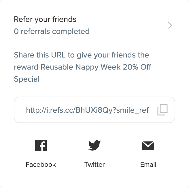 Refer a friend copy and paste