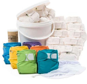 20 Preloved - Standard Nappy Kit