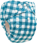 20 Preloved - Economy OneSize Pocket Nappy Kit