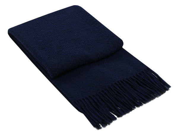 Soho Navy Throw