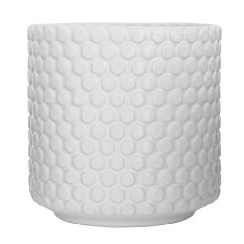 Bubble Flowerpot - Off White