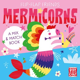 Flip Flap Friends - Mermicorns